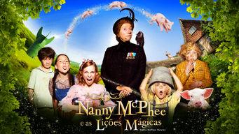 Eine zauberhafte Nanny – Knall auf Fall in ein neues Abenteuer