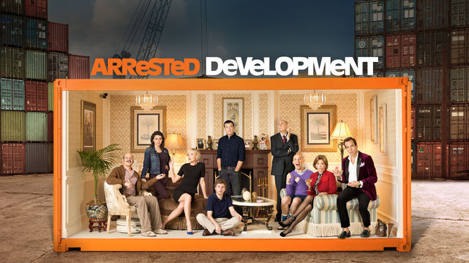 Locandina di Arrested Development