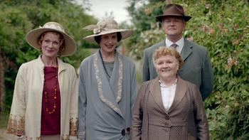 Episodio 8 (TTemporada 6) de Downton Abbey