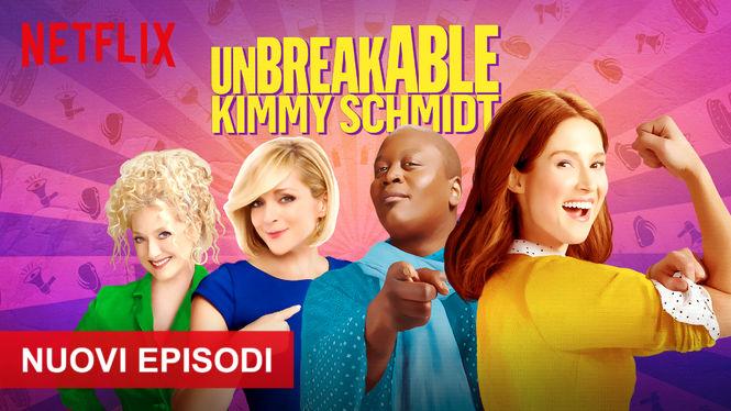 Locandina di Unbreakable Kimmy Schmidt