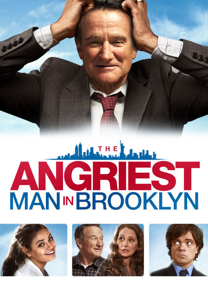 The Angriest Man in Brooklyn on Netflix UK