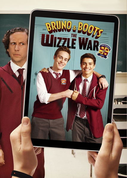 Bruno and Boots: The Wizzle War on Netflix USA
