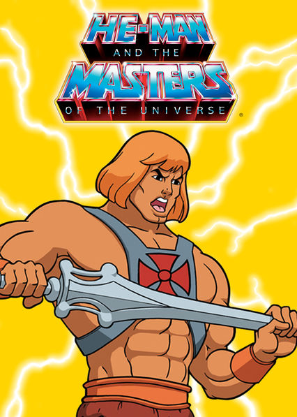 He-Man and the Masters of the Universe (1983) on Netflix USA