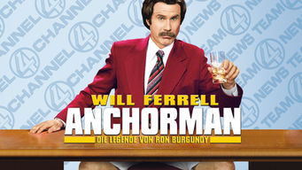 Anchorman – Die Legende von Ron Burgundy