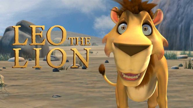 Leo the Lion on Netflix AUS/NZ