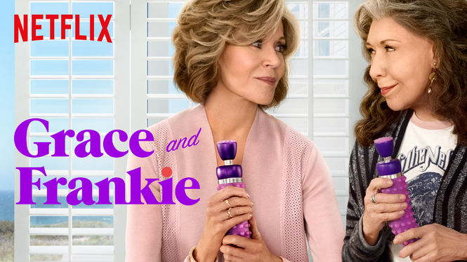 Locandina di Grace and Frankie