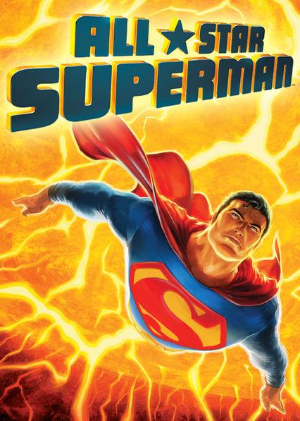 All-Star Superman on Netflix Canada