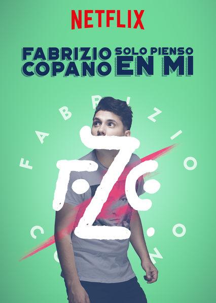 Fabrizio Copano: Solo pienso en mi