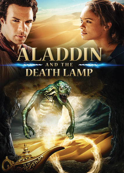 Aladdin and the Death Lamp on Netflix UK