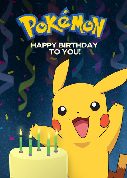 Pokémon: Happy Birthday to You!