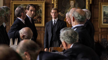 Episodio 5 (TTemporada 1) de The Crown