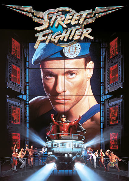 Street Fighter on Netflix UK