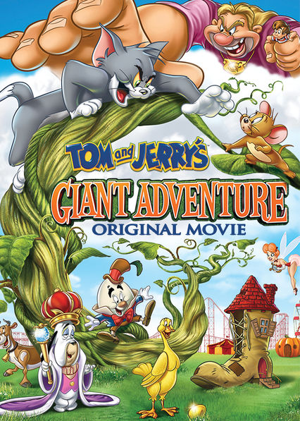 Tom and Jerry's Giant Adventure on Netflix Canada