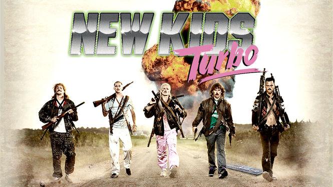 New Kids Turbo on Netflix AUS/NZ
