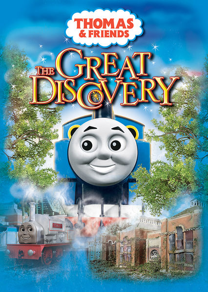 Thomas and Friends: The Great Discovery