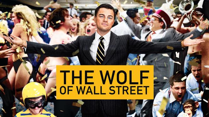 The Wolf Of Wall Street Netflix