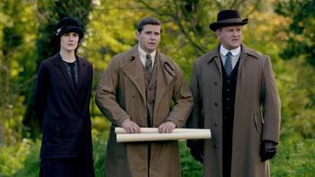 Episodio 4 (TTemporada 5) de Downton Abbey