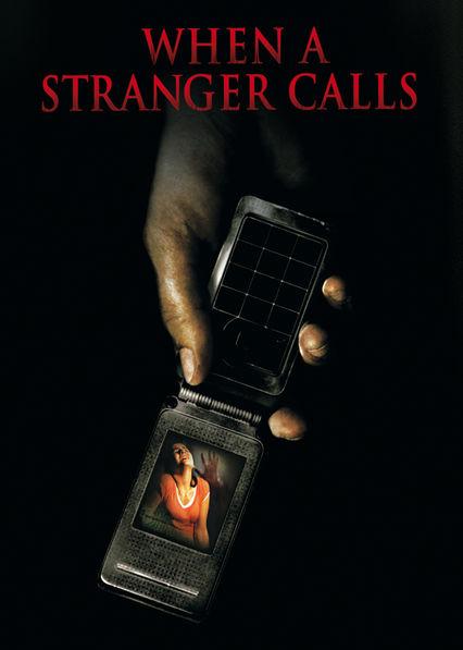 When a Stranger Calls on Netflix UK