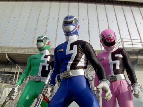 power rangers spd episode guide