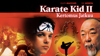 Karate Kid II... kertomus jatkuu