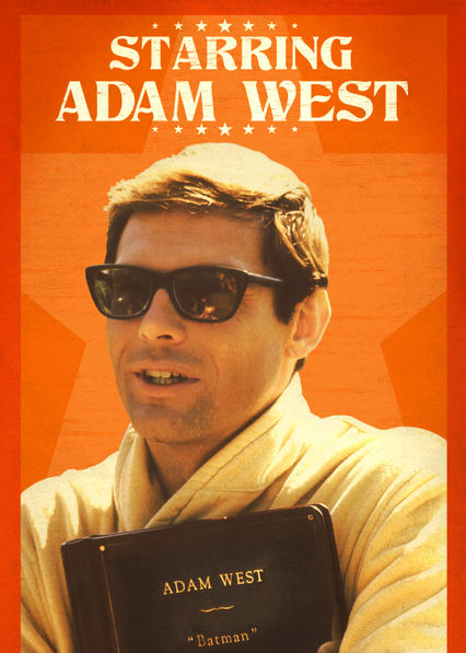 Starring Adam West on Netflix UK