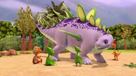 dinosaur train kentrosaurus - photo #11