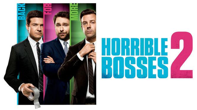 Horrible Bosses 2 on Netflix UK