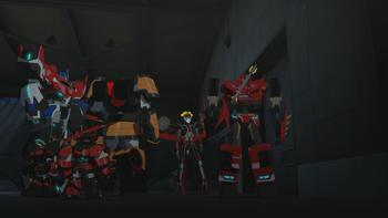 Episodio 11 (TTemporada 2) de Transformers: Robots in Disguise