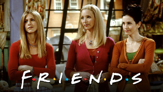 Locandina di Friends