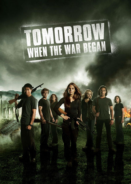 Tomorrow When The War Began on Netflix USA