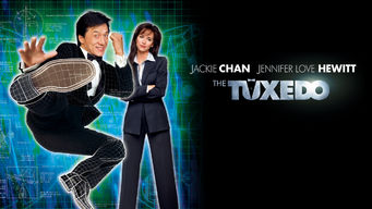 The Tuxedo on Netflix UK
