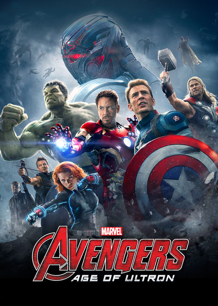 Avengers: Age of Ultron on Netflix Canada