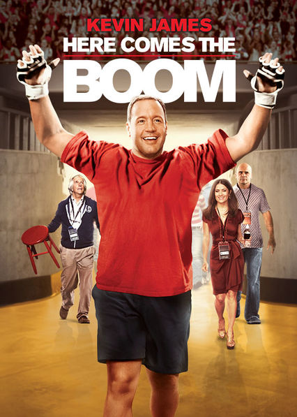 Here Comes the Boom on Netflix AUS/NZ