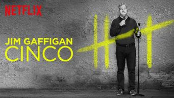 Jim Gaffigan: Cinco
