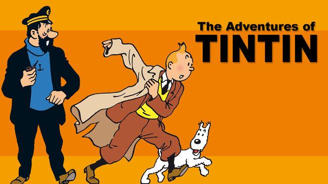 The Adventures of Tintin on Netflix AUS/NZ