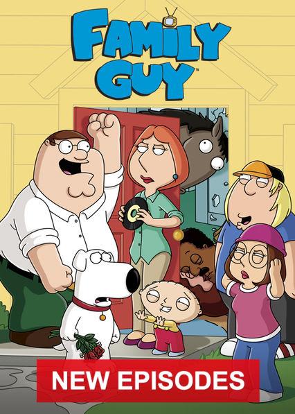 Family Guy on Netflix USA