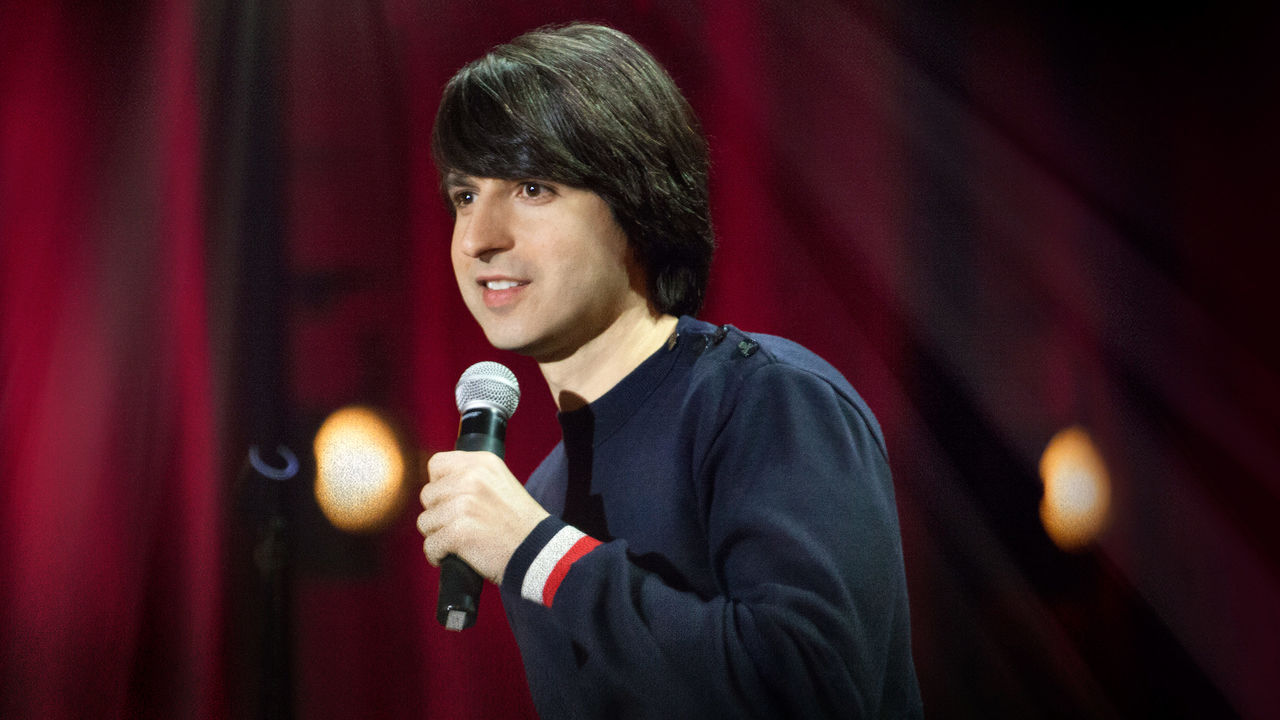 Demetri Martin Live At The Time Netflix Official Site