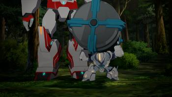 Episodio 12 (TTemporada 2) de Transformers: Robots in Disguise