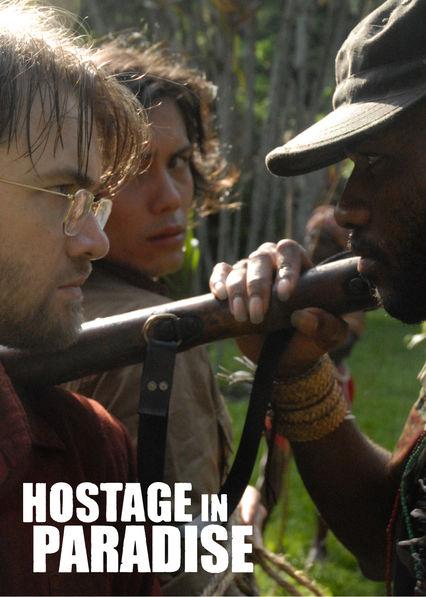 Hostage in Paradise on Netflix UK