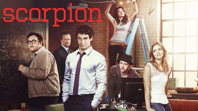 Scorpion on Netflix UK