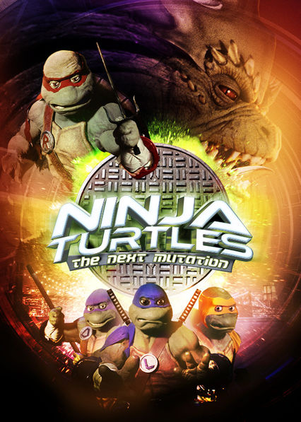 Ninja Turtles: The Next Mutation