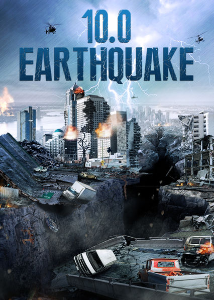 10.0 Earthquake on Netflix UK
