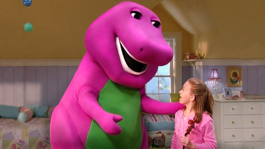 Is Barney: Let's Make Music On