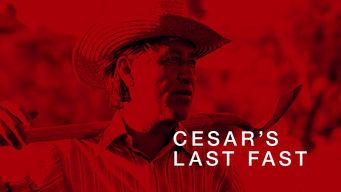 Cesar's Last Fast
