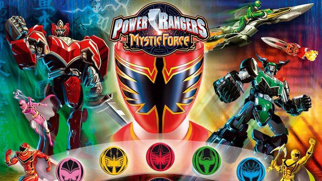 Watch power rangers mystic force online netflix / D and b