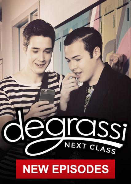 Degrassi: Next Class on Netflix Canada