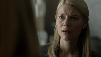 Episodio 8 (TTemporada 5) de Homeland