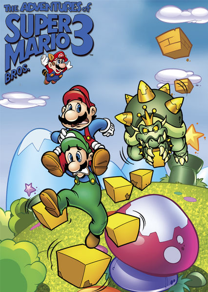 The Adventures of Super Mario Bros.