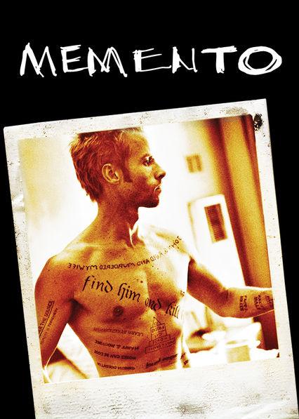 Resultado de imagen para Memento netflix
