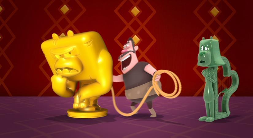 Episodio 10 (TTemporada 1) de Grami's Circus Show